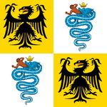 Флаг Милана