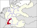 CV Map of Baden 1991-present