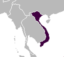 Location of Vietnam (1941 Success)