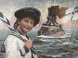 Entwicklung der deutschen Flotte (W2C)