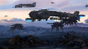 Edouard-groult-dropship-vehicules-finis