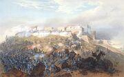 Mexican Battle
