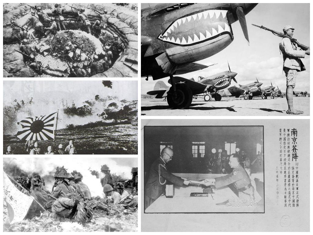 Second sino japanese war central victory alternative history ssjw collage publicscrutiny Choice Image