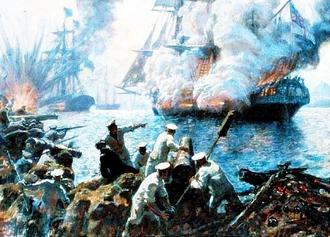 Оборона Петропавловска