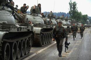 Югославские войны