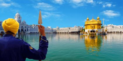 Golden-Temple-of-Amritsar