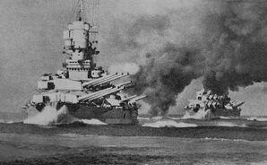 Littorio-and-Vittorio-Italian-Battleships1