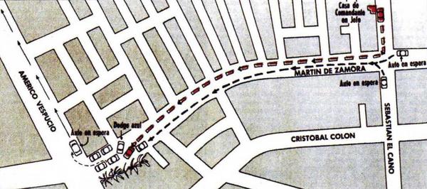 Mapa Schneider CNS