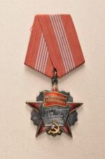 Order of the October Revolution