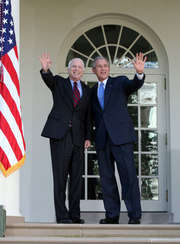 President McCain Bush