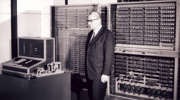 Erster Computer Der Welt