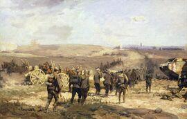Пленные немецкие войска