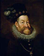 710px-Hans von Aachen - Portrait of Emperor Rudolf II