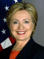 Hillary Clinton crop