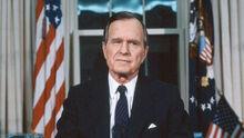History Bush on Persian Gulf War Speech SF still 624x352