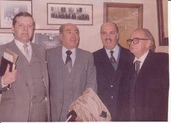Juan Carlos Stack Radicalismo 1984