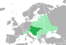 Nazi Austria A United Kingdom Of Scandinavia Alternative - Austria location