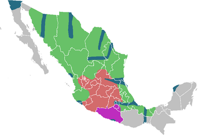 Mexico-1914-Map-Two
