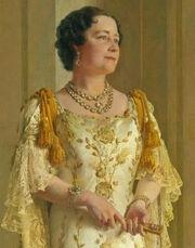 Queen Elizabeth The Queen Mother crop
