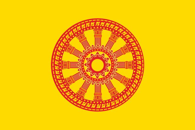 File:Tibetanflagdharma.png