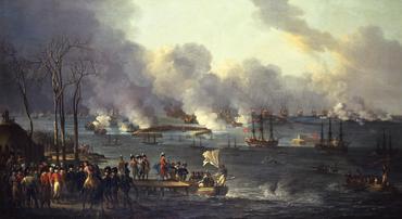 Война канонерских лодок