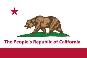 Флаг КалифорНРСБР