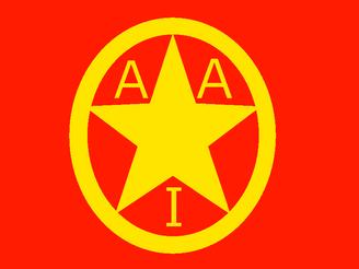 Bandera Alianza Antiimperialista