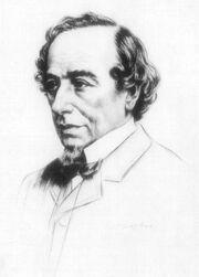 Benjamin Disraeli, 1st Earl of Beaconsfield - Project Gutenberg eText 13619