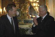 Bush Yeltsin