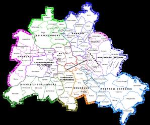 GermaniaDistricts