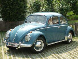 VW Käfer Uranium
