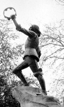 Richard III at Bosworth