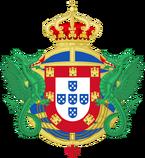 Герб Португалии (СРБ)