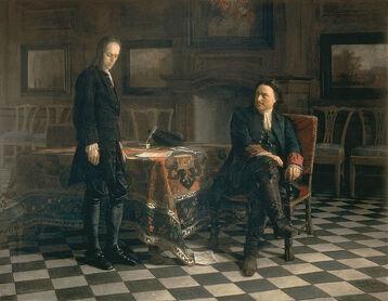 1024px-Peter the Great Interrogating the Tsarevich Alexei Petrovich