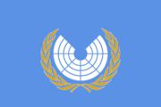 Allied nations flag