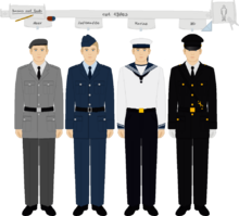 Bundeswehr- soldaten