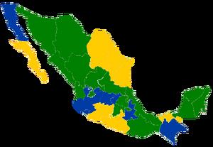 Elecciones presidenciales de México de 1994 CNS