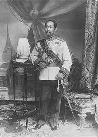 King Chulalongkorn of Siam (PP-69-5-032)