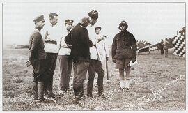 Wrangel Pyotr and pilots