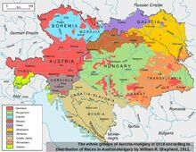 Austrohúngaro etnias