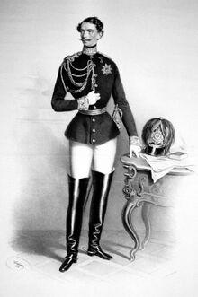 Karl III. Parma Kriehuber