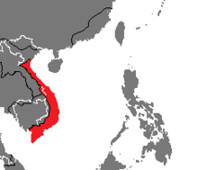 Location of Vietnam (Nuclear Apocalypse)