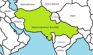 Shansabanid 1200