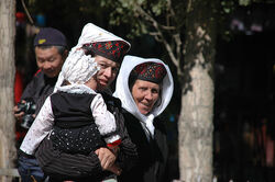 Uyghur Tajik