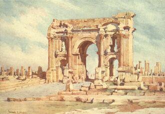 Арка Траяна2