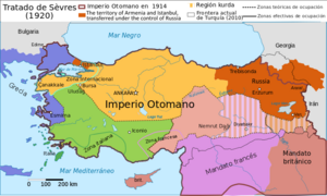 Раздел Турции (МРГ)