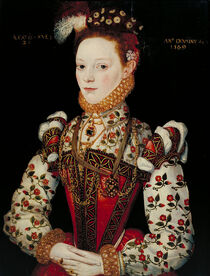 British School 16th century - A Young Lady Aged 21, Possibly Helena Snakenborg - Google Art Project.jpg
