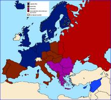 Europe 1955