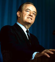 Hubert humphrey colour