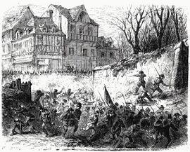 Бельгийское восстание 1847